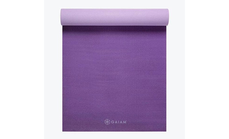 DOBLE VISTA YOGA MAT 6MM , Ulama Sports , GAIAM