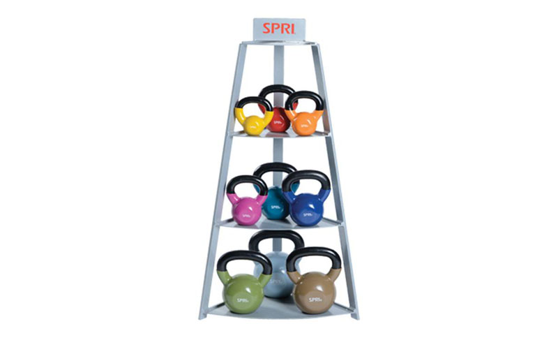 spri, RACK STUDIO PARA KETTLE BELLS, ulama sports